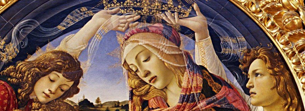 Vierge Marie, Porte du Ciel