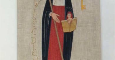 À Marie (Sainte Hildegarde de Bingen)