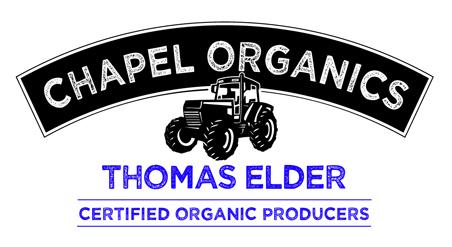 Chapel Farm Organics Logo