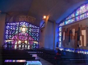 Buckfast Abbey Blessed Sacrament Chapel