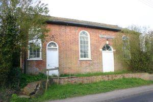 Blythburgh Chapel in 2000.