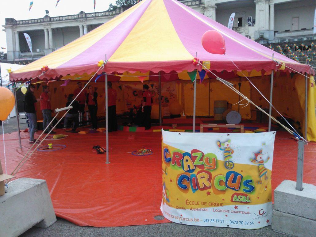 location chapiteau de cirque modele