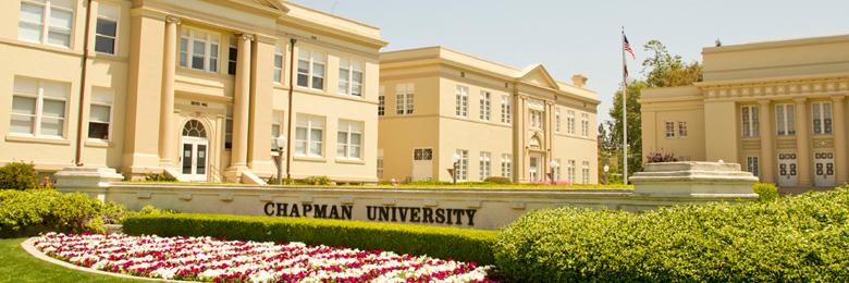 Visit Chapman Undergraduate Admission Chapman University