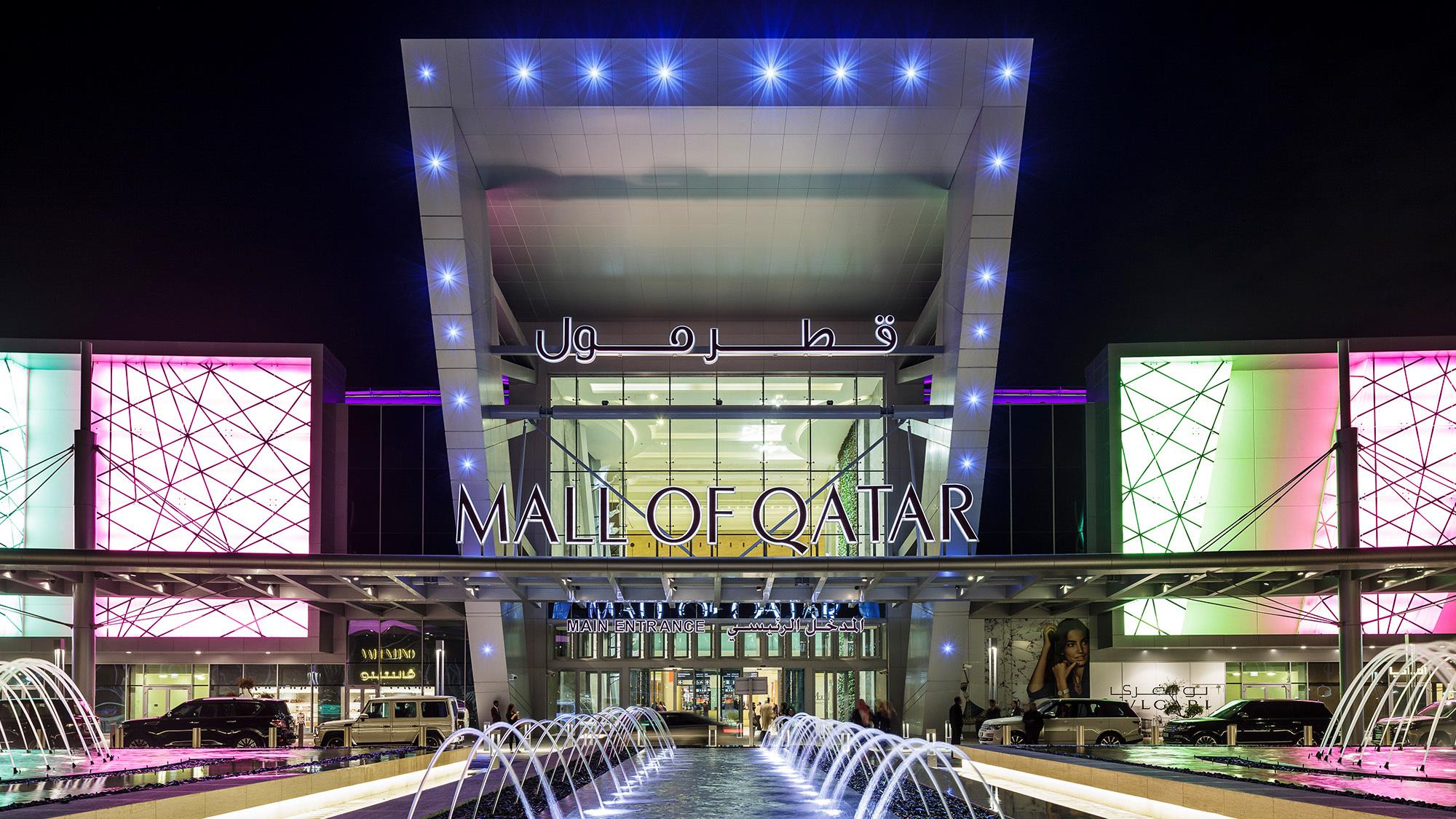 Chapman Taylor Mall Of Qatar
