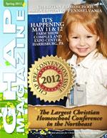 Spring Magazine Cover 2012