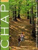 Spring Magazine Cover 2013