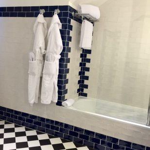 Duque de Loule suite bathrobes