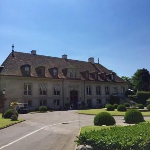 Cartier golf tournament Golf club de Geneve Barnhoorn