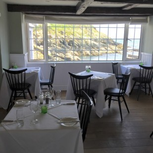 Restaurant at THe Lugger HOtel