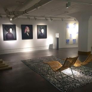 Chapter Fifty Art Pien Rademakers Gallery George H Lewis Annelies Damen Hendrik Kersens