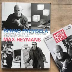 catalogue book Premsela Heymans exhibition