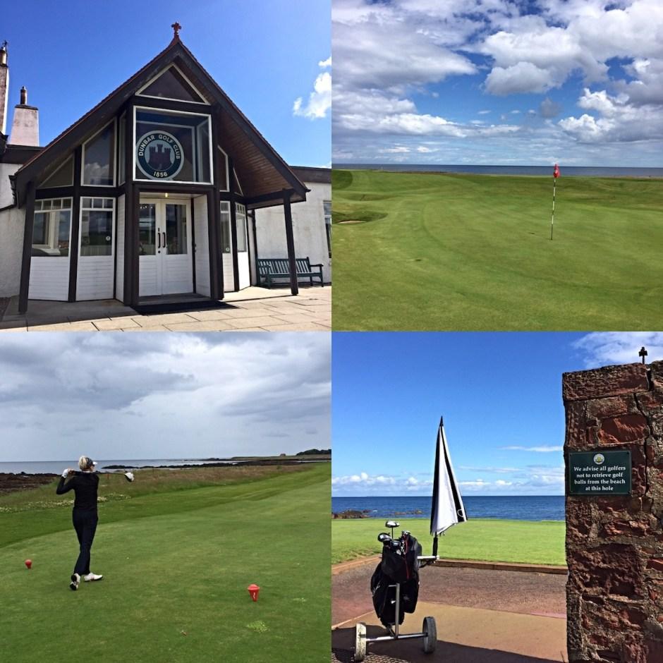 links course golf Dunbar Golf Club