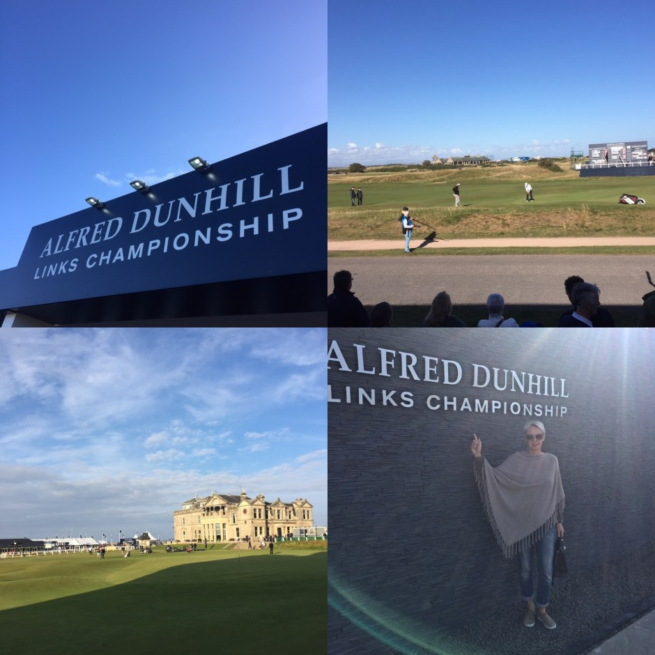 St. Andrews Dunhill Links