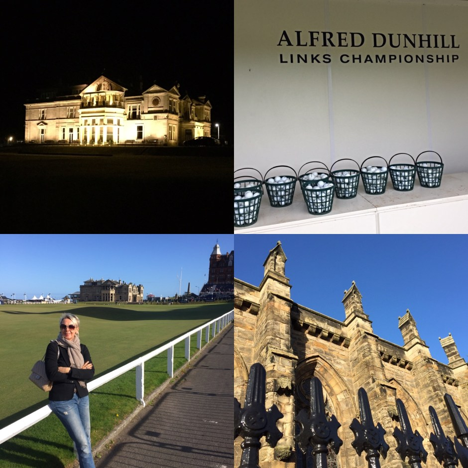 Dunhill Links St. Andrews
