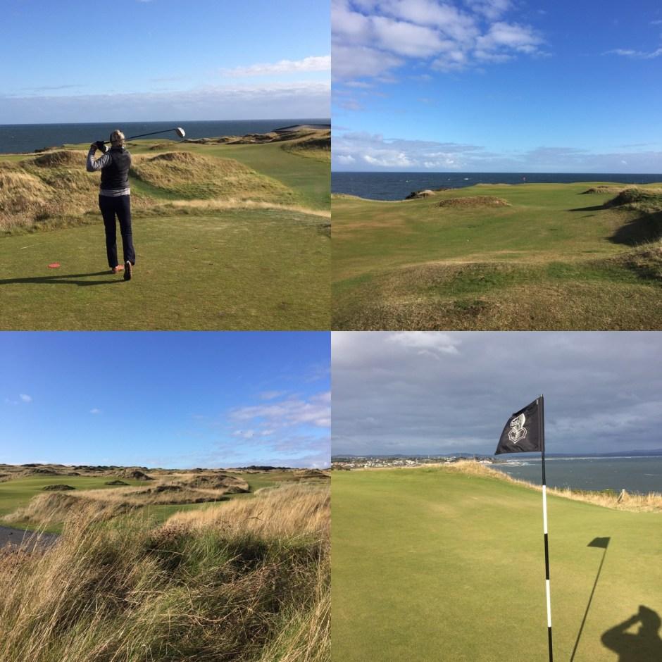 st. Andrews golf castle course