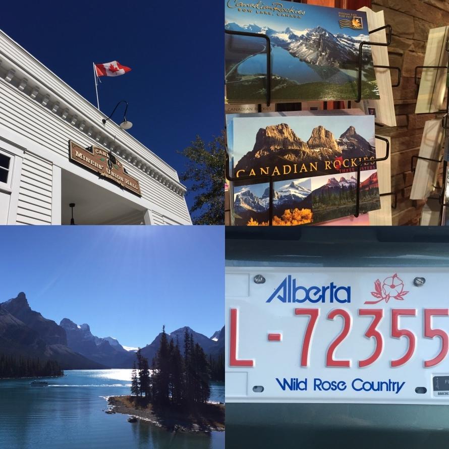 Canadian Rocky Mountains Alberta