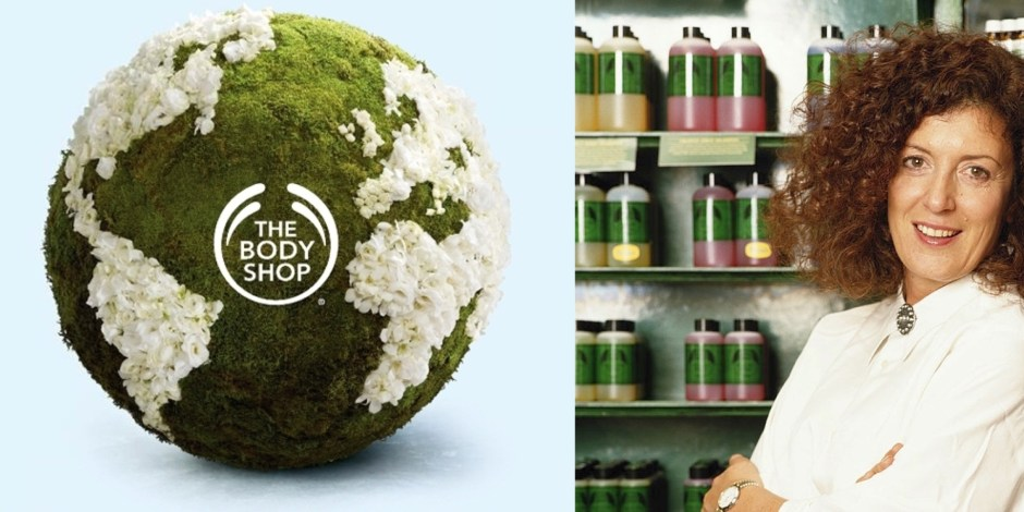 The Body Shop Anita Roddick Getty Images