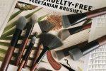 the body shop vegan brushes
