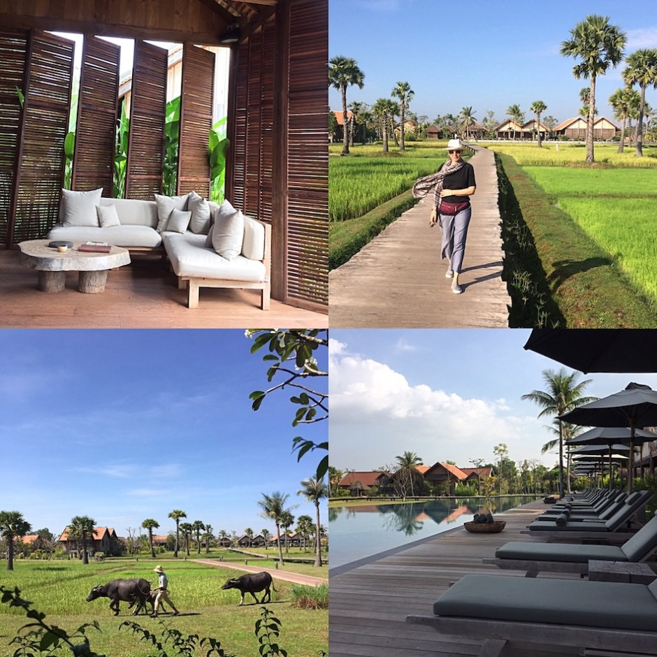 Phum Baitang hotel Zannier