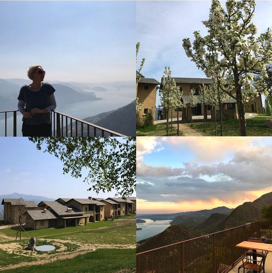 Mandali Retreat Center Italy Cali