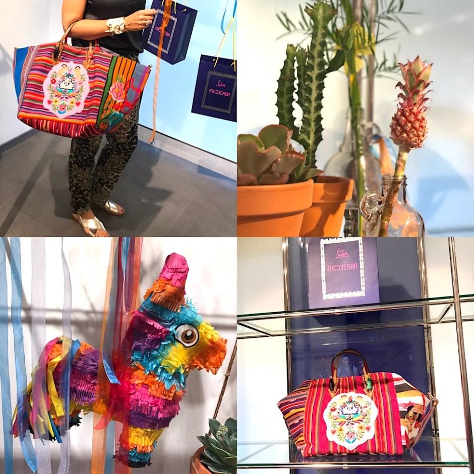 Mexicaba Treasure Tote Louboutin Caesar Dona
