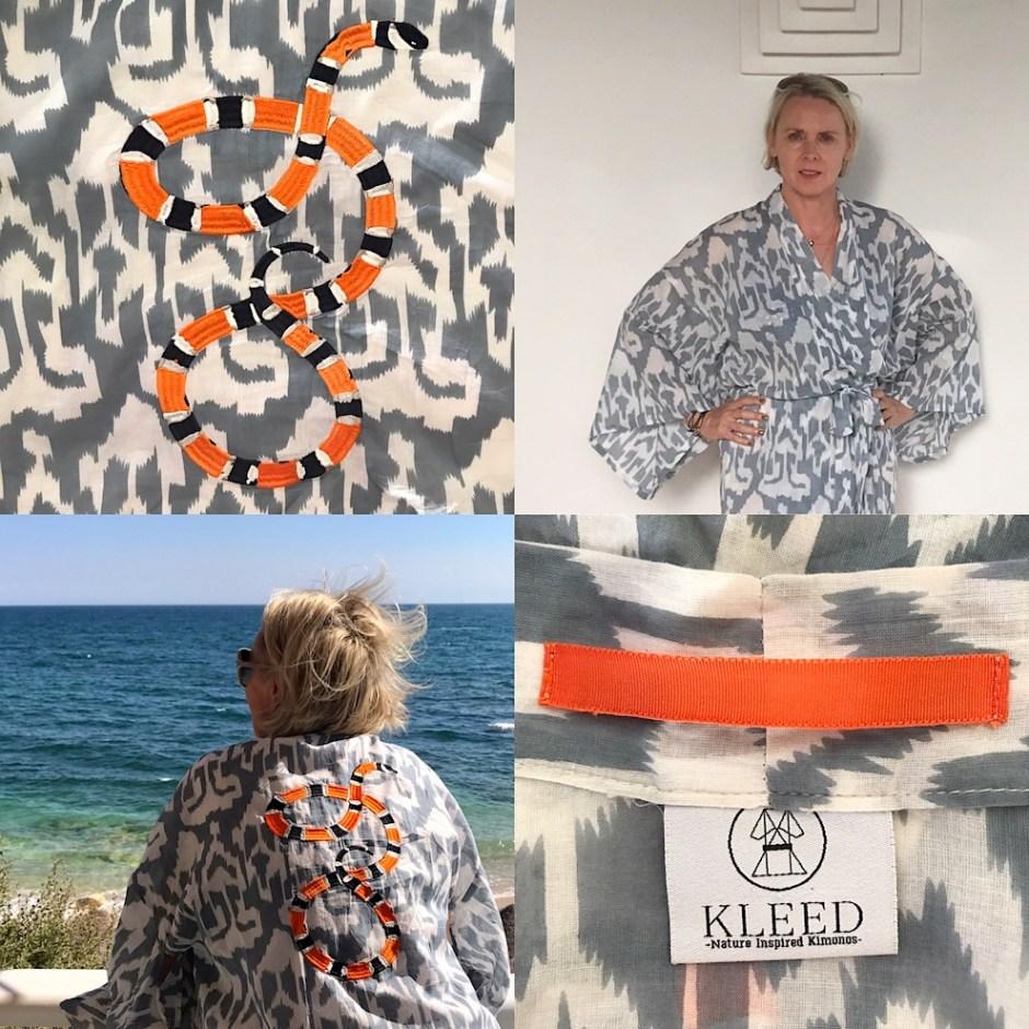 Kleed Kimono