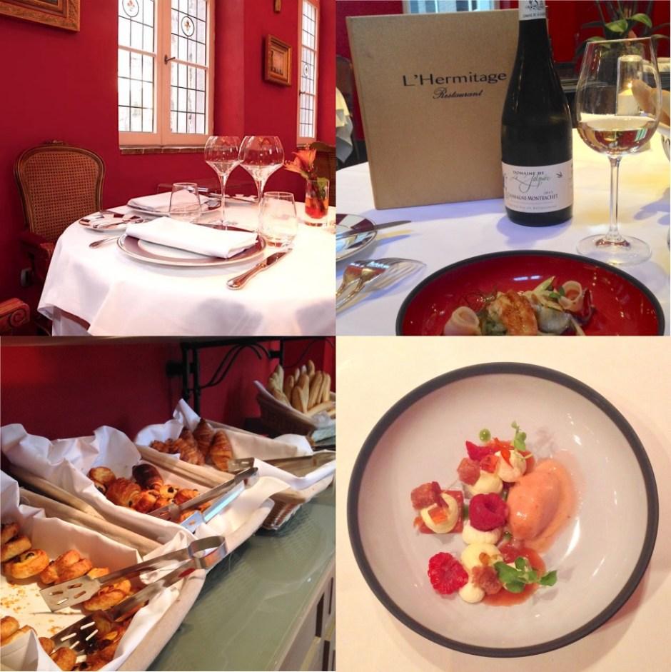 l hermitage gantois lille restaurant