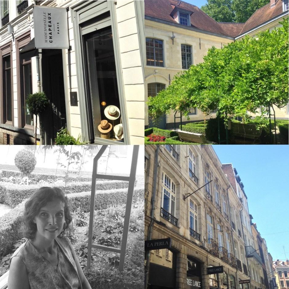 Lille and Hotel L Hermitage Gantois