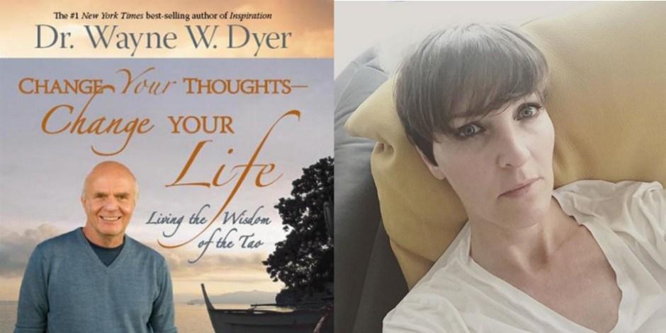 odette blum wayne dyer book