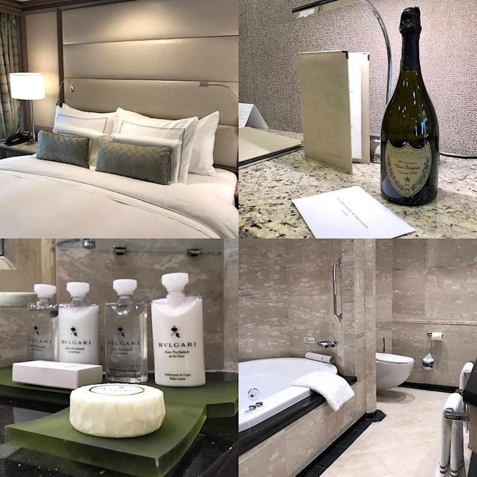 Silver Muse suite