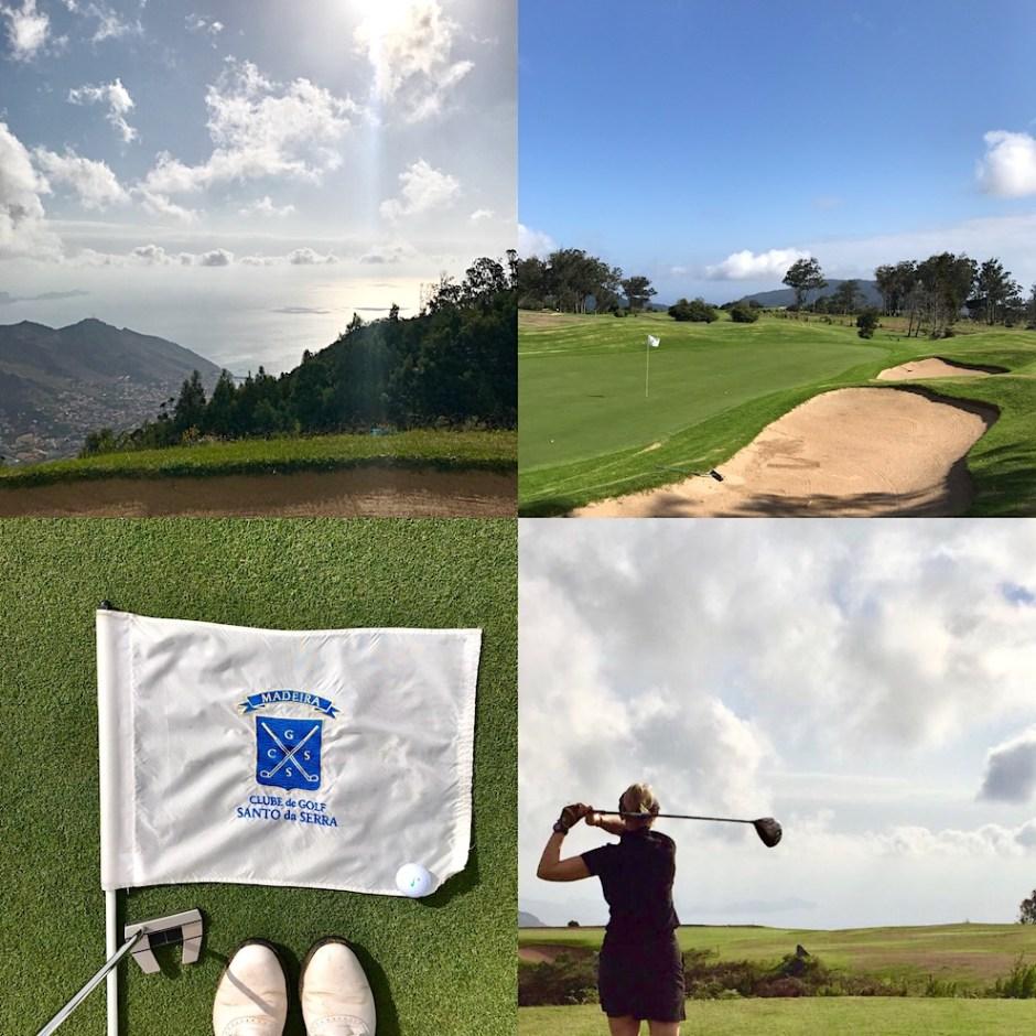 Madeira golf Santo da Serra