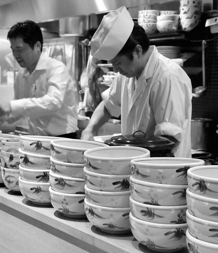 tokyo ramen soup