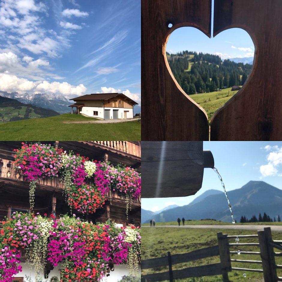 Kitzbuheler Alpen austria