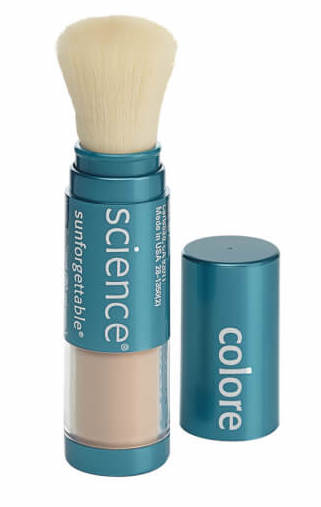 Fall Favourites Colorscience brush on spf