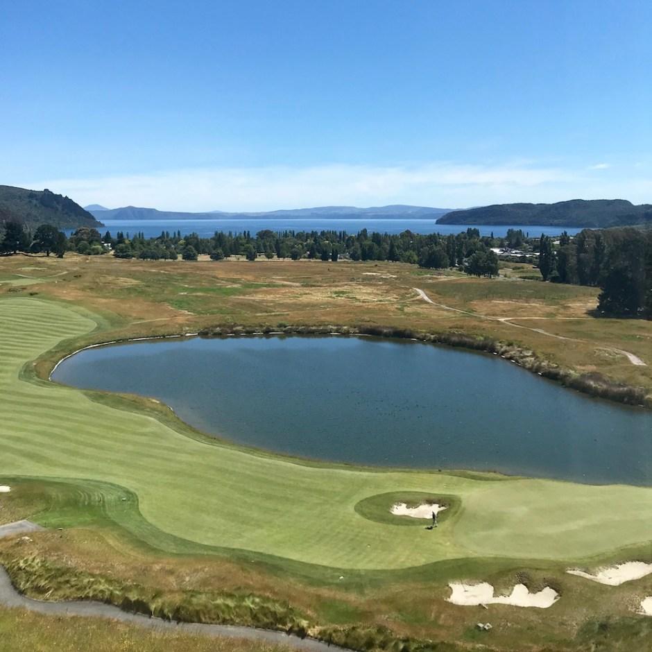 New Zealand golf Kinloch