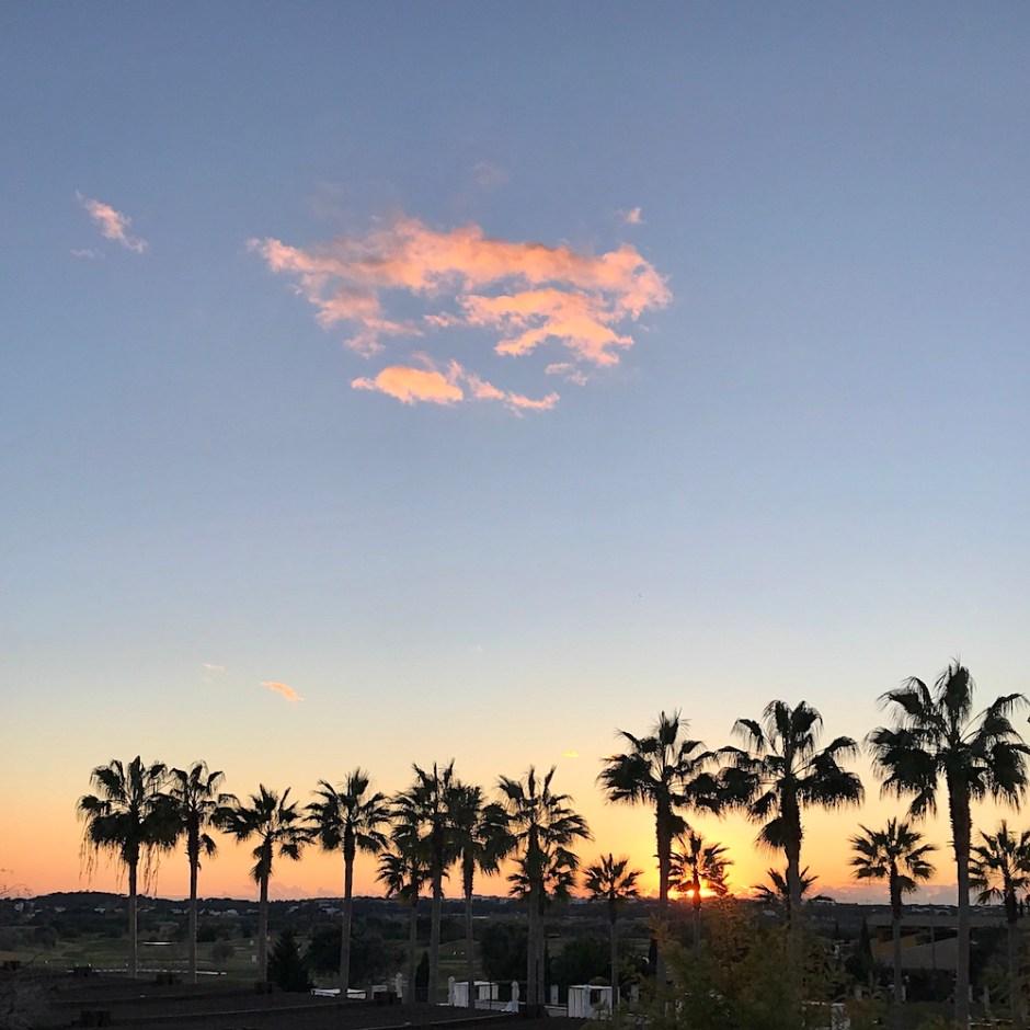 Anantara Villamoura sunset