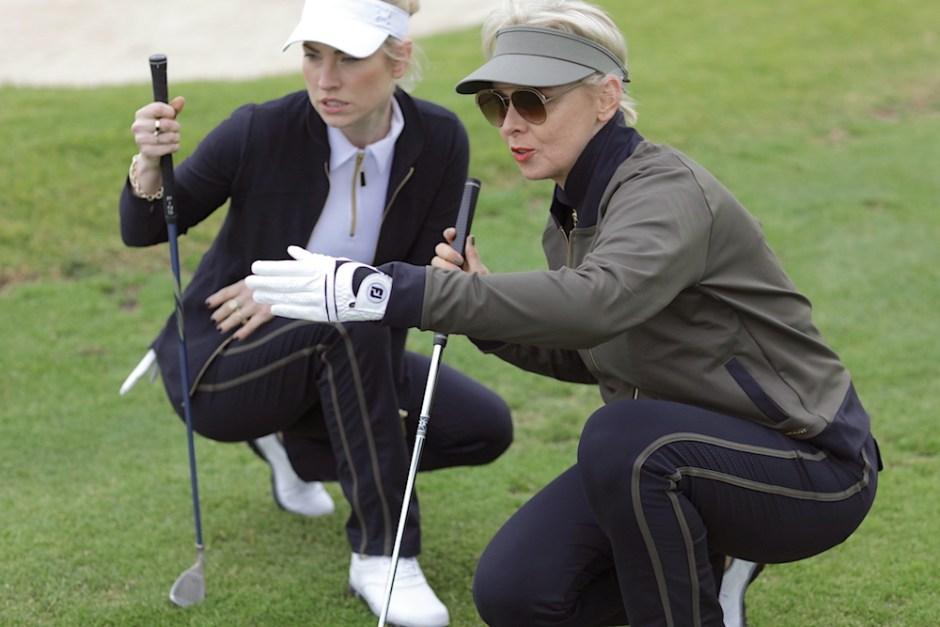 Deblon Sports x Karin Barnhoorn golf
