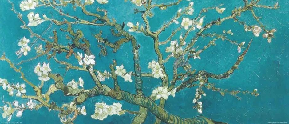 Van Gogh x Japan x Almond Blossom