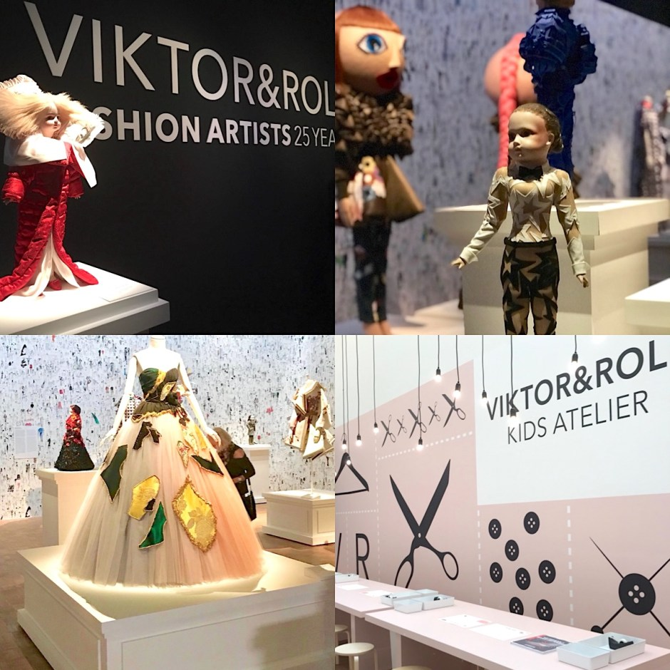 Viktor&Rolf Kunsthal exhibition