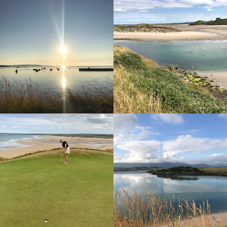 Irish Golf Tralee Ballybunion Old Head