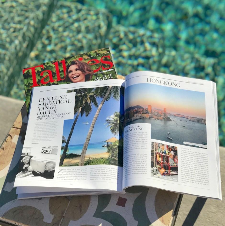 luxury sabbatical Talkies Magazine
