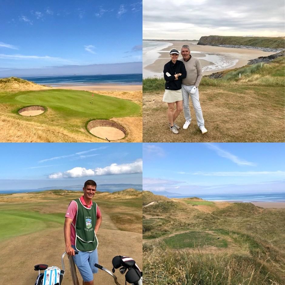 Irish golf Tralee