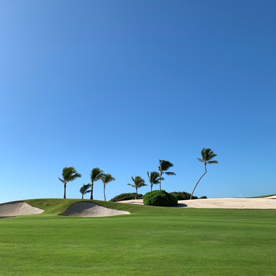 Punta cana Corales course