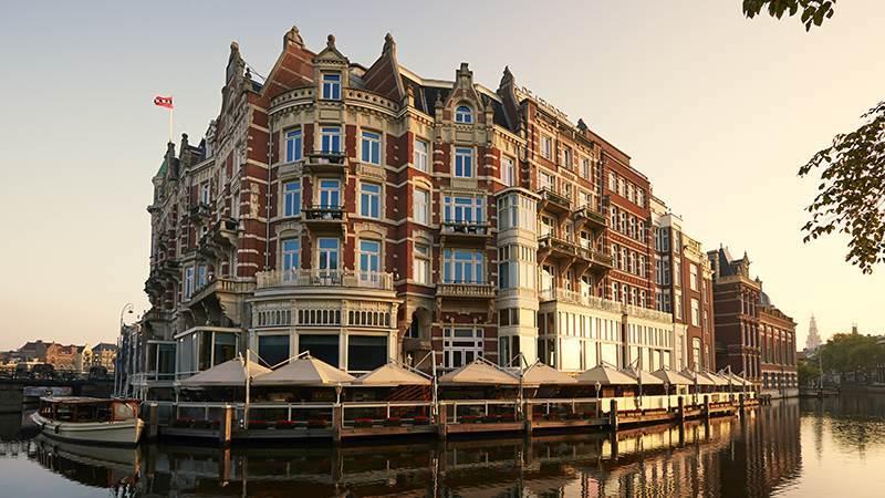 5 star hotel de l europ amsterdam