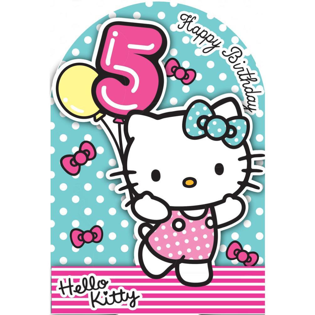 Hello Kitty Greeting Amp Birthday Cards EBay