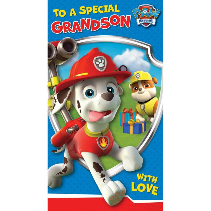 Paw Patrol Greeting Amp Birthday Cards EBay