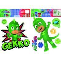 PJ Masks Gekko Wall Stickers (Pack of 2) (8033675322971 ...