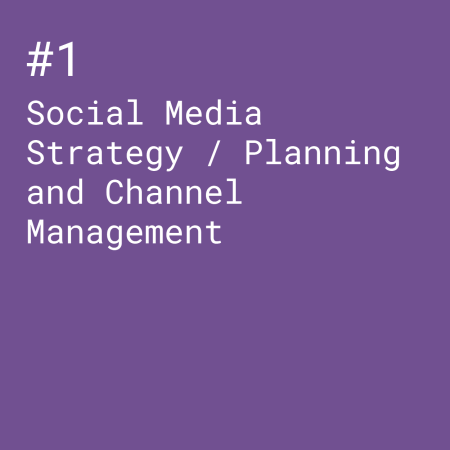 Character Creates Social Media Strategy and Planning
