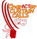 Character Curtain Calls Logo Transparent BG