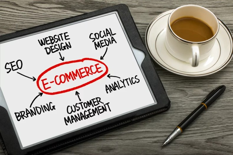 E-Commerce Website Design and Management from Character Creates
